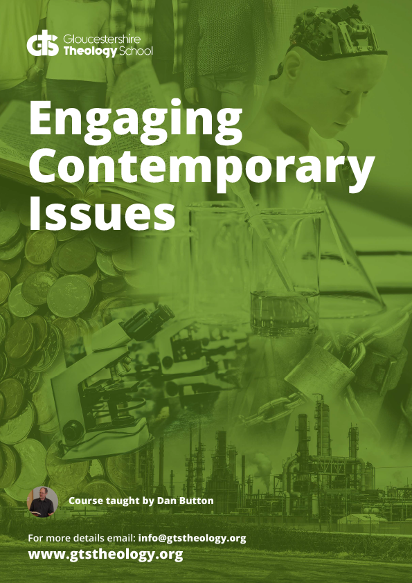 Engaging Contemporary Issues Poster